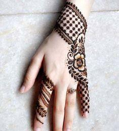 Bridal Mehndi Designe