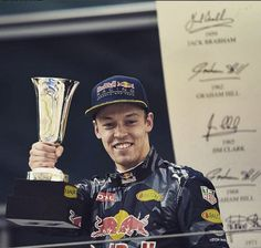 It feels mega to be back on the F1 podium! Thank you all for support ;) Excellent job by the whole team.
