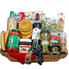 Amore Vero Gift Basket to Saint-Vincent-and-the-Grenadines