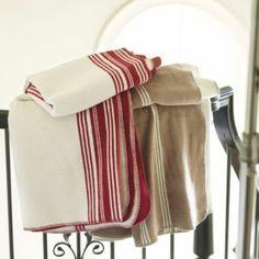 Banbury Fleece Throw | Ballard Designs
