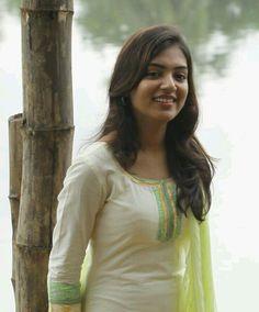 Nazriya Nazim in beautiful salwar