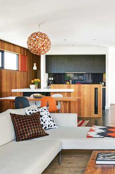 living-dining-room-kitchen-timber-pendant-light-black-white-orange-jun15