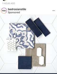 Pantone's Color Of The Year has influenced product development and purchasing decisions in multiple industries, including interior design, for over 20 years. The color for 2020 is Classic Blue. Bathroom Renos, Master Bathroom, Bathroom Cost, Blue Bathrooms, Bathroom Fixtures, Pantone 2020, Master Bath Remodel, Home Design, Mug Design