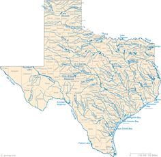 Texas Rivers Map Its Like Texas History Class All Over Again - Texas rivers and lakes map