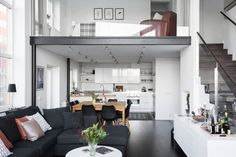 Duplex, Stockholm.