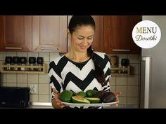 Awokado. Dlaczego warto je jeść? Jak i z czym jeść awokado? Cztery przepisy. MENU Dorotki. - YouTube Youtube, Diet, Kitchens, Youtubers, Youtube Movies