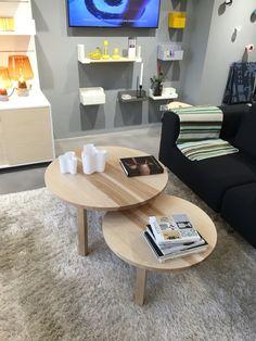 Nikari furniture. Finnish oak from Fiskars - nikari.fi