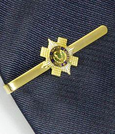Scots Guards Tie Clip/Slide