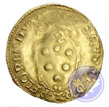 Italie Florence Scudo Cosimo I  1526-1555 conservation: ttb