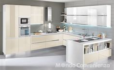Cucina Ginevra - Mondo Convenienza | kitchen | Pinterest | Ginevra ...