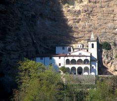 EREMO DI CALOMINI:  Gallicano ( Lucca's sourrounds).