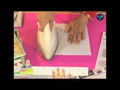 Sublimación sobre madera - Rosana Ovejero en Manos a la Obra - YouTube