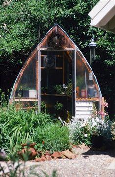 Criteria for a backyard greenhouse