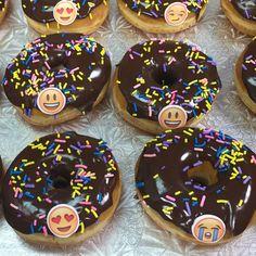 Emoji Donuts!