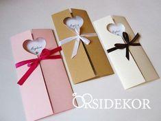 Egyedi esküvői meghívó szíves kivágással és szalaggal díszítve. Kinyitható, így hosszabb szövegnek is bőven jut hely. Többféle színben választható., Olcsó, mégis egyedi, kézzel készített, személyre szabható esküvői dekoráció készítése vásárlással és bérléssel. Menyasszonyi csokrok, virágdíszek készítését is vállaljuk. Paper Quilling Cards, Paper Cards, Diy Cards, Wedding Anniversary Cards, Wedding Cards, Wedding Invitations, Cute Birthday Gift, Handmade Birthday Cards, Bird Paper Craft