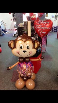#monkeylove #qualatex