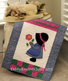 Sunbonnet Sue Quilt Designs | Debby Kratovil Quilts: Stepping Back in Time Quilts