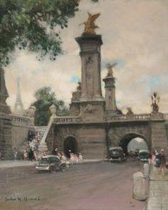 Un voyage à Paris avec des nonnes Jules-René Hervé French 1887 - 1981