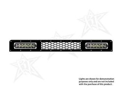 Rigid 2005-2014 Toyota FJ Cruiser Lower LED Grille [40561]