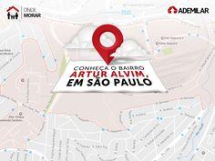 Localizado na zona leste de São Paulo, o bairro Artur Alvim (instituído em 1921) homenageia o engenheiro responsável por idealizar e projetar o chamado Ramal de São Paulo da Estrada de Ferro Central do Brasil, que cortava a região e contribuiu na construção da primeira escola municipal do local. Durante algumas décadas a região ficou esquecida, até que a chegada do metrô, em 1987, mudou o cenário, atraindo uma ampla gama de comércios.