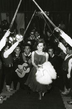 Rocío Durcal, Festival Internacional de Cine de San Sebastián, 1965