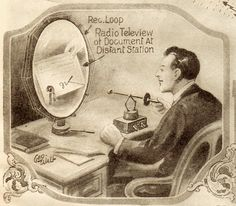 Telemedicine as Predicted in1925