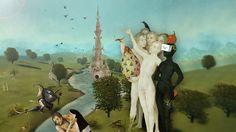 Il Giardino delle delizie di Hieronymus Bosch è ora un universo in VR | The Creators Project