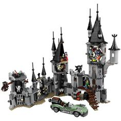 LEGO Monsters Vampyre Castle