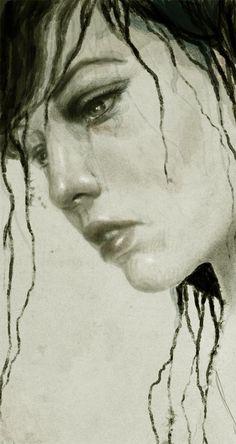 melancholic by diegoidef.deviantart.com on @deviantART
