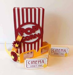 Make your next movie night even more special with the #Cricut!