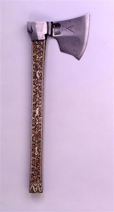 German axe, 1570-1580