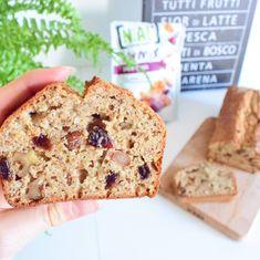 Cake aux fruits secs Pour combler les grandes faims, pour tenir une longue matinée ou avant une séance de sport……