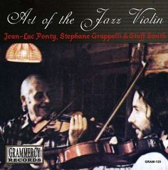 Art of the Jazz Violin [CD]