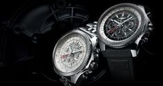 The Bentley editions stand for a unique partnership. Discover the Breitling x Bentley Collection! Modern Watches, Stylish Watches, Fine Watches, Luxury Watches, Bentley Watches, Breitling Bentley, Swiss Watch Brands, Breitling Watches, Amazing Watches