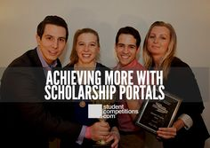 Student Competitions - Achieving More with Scholarship Portals