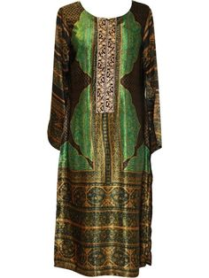 LAMIS SILK 3 by designer Sobayha from sobayha.com. Make a statement this Summer with our stunning digital print kurtis. Made from luxurious silk, in sizes S and L. See more at: https://www.sobayha.com/catalogue/lamis-silk-3_301/