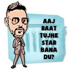 Badshah lovin' and some DJ waale songs to cure the midweek blues!in/PIN Funky Quotes, Swag Quotes, Buddha Painting, Painting Canvas, Bollywood Funny, Alone Art, Choices Quotes, Funny Emoticons, Funny Attitude Quotes