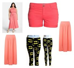 """plus size"" by luobruce on Polyvore"