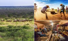 Billionaire Rams owner tells hundreds of residents to get off his  land HISTORY It starts in Texas............