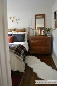 …that became something that looks straight out of a Crate & Barrel catalog. | 16 Jaw-Dropping Pictures Of Home Makeover Before-And-Afters
