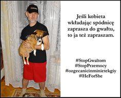 Krzysztof Warchoł - Razem przeciw kulturze gwałtu! #StopGwaltom #StopPrzemocy #HeForShe #ozgecanicinminietekgiy