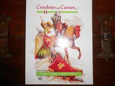 Crossbows and Cannon II Board Game Wargame Strategy RPG gioco da tavolo 3W