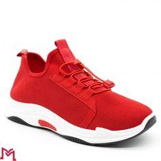 Pantofi Sport Barbati YD8201 Red Se7en
