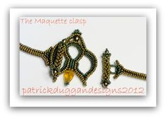 .: Finished Clasp for The Maquette