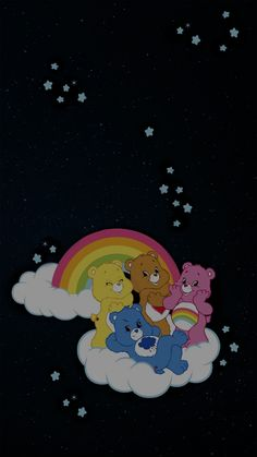 Carebears wallpaper iphone