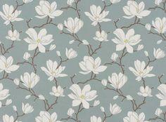 Floresca Azure - Floresca : Designer Fabrics & Wallcoverings, Upholstery Fabrics