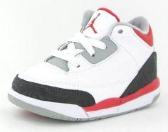 new product 8de8c 2376c Jordan Shoes Size Jordan Nike Air 3 Retro Flip Toddler Shoes-Gray Light  Blue Synthetic rubber sole Authentic Brand New Durable Original Packaging