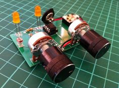 Crazy Looper Synth  Kit by rarebeasts on Etsy, $43.00
