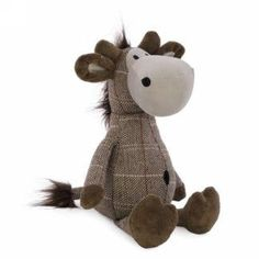 Butoir orignal à motif brun Teddy Bear, Toys, Animals, Doorstop, Brown, Pattern, Animais, Animales, Animaux