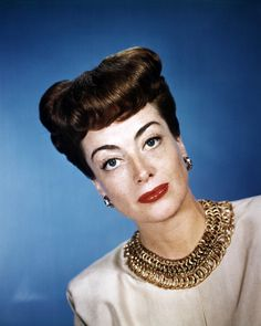 Joan Crawford and the Transformative Power of Makeup- crfashionbook Hollywood Jewelry, Old Hollywood Glamour, Golden Age Of Hollywood, Vintage Hollywood, Classic Hollywood, Old Hollywood Stars, Hollywood Style, Hollywood Icons, Joan Crawford